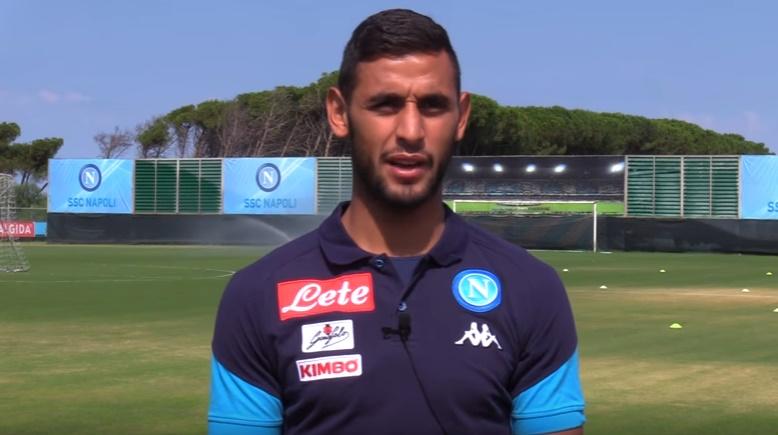 """Ghoulam: """"Che emozione il primo gol in azzurro"""" (VIDEO)"""