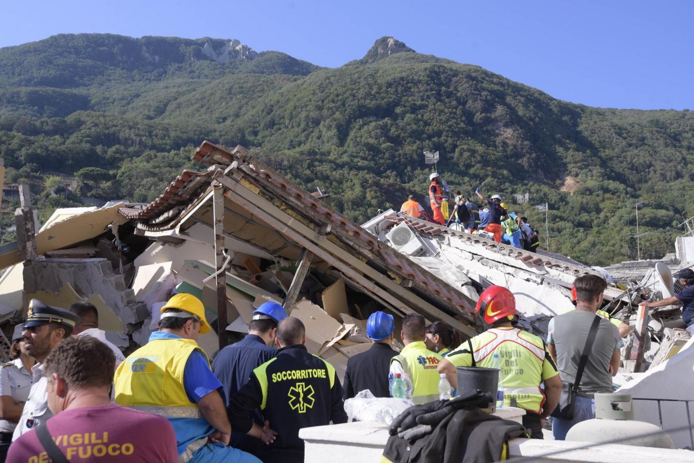 Ischia: Giuseppe Grimaldi commissario delegato per l'emergenza terremoto