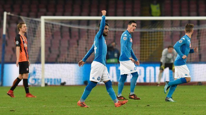 Coppa Italia, il solito Insigne trafigge l'Udinese e porta il Napoli agli ottavi