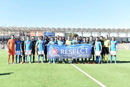 Youth League, Napoli Primavera sconfitto 3-5 in casa dal Manchester City