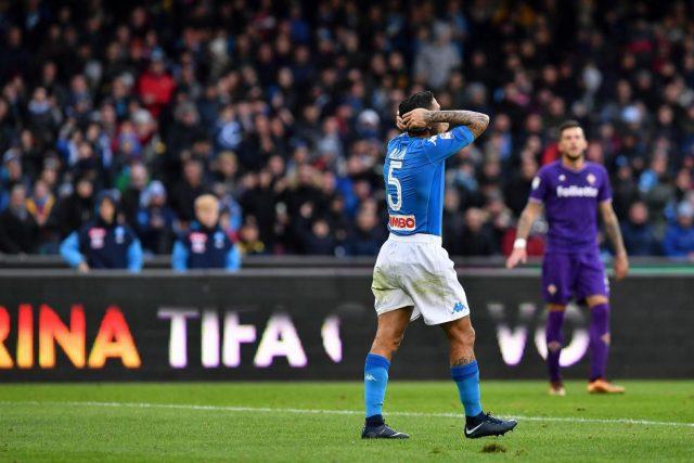Napoli-Fiorentina, nonostante tutto i numeri sorridono agli azzurri