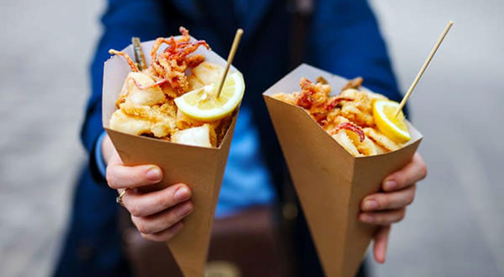 una notte da street food