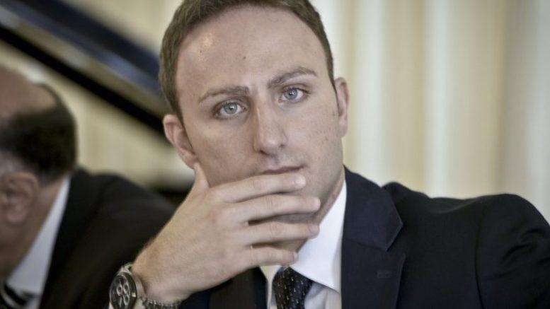 Della Greca nuovo assessore al Bilancio del Comune di Salerno, sostituisce De Luca jr.
