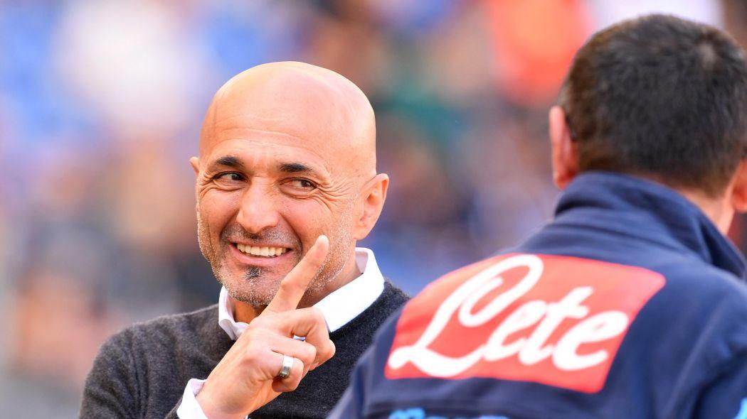 """Spalletti: """"Juve e Napoli hanno grandi potenzialità. Scontro diretto non decisivo"""""""