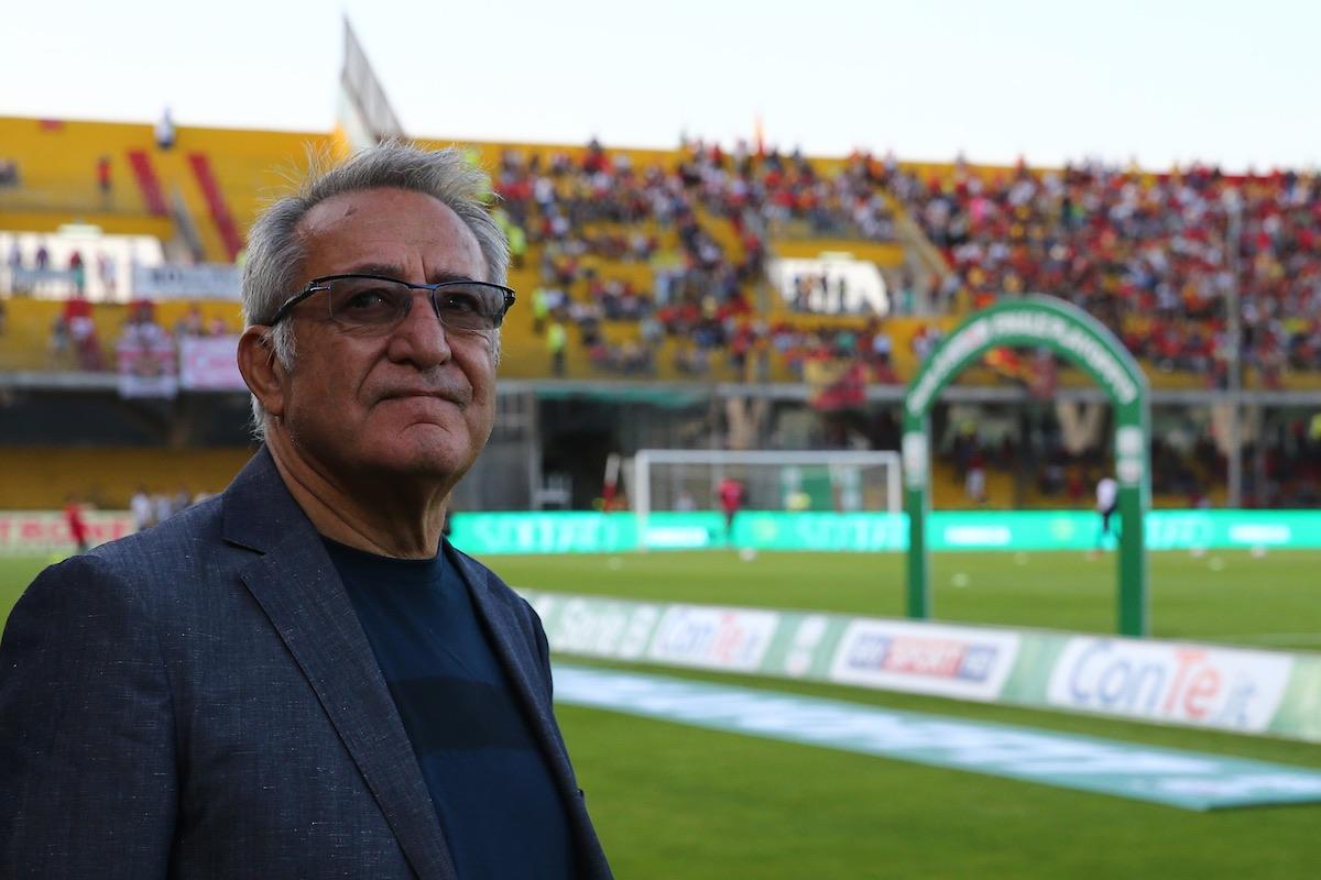Presidente Benevento Vigorito