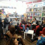 """Antonio Lanzetta: la presentazione del nuovo romanzo """"I Figli del Male"""" (FOTO)"""