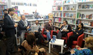 """Libreria Mooks Cafè, presentazione """"I figli del male"""" di Antonio Lanzetta"""