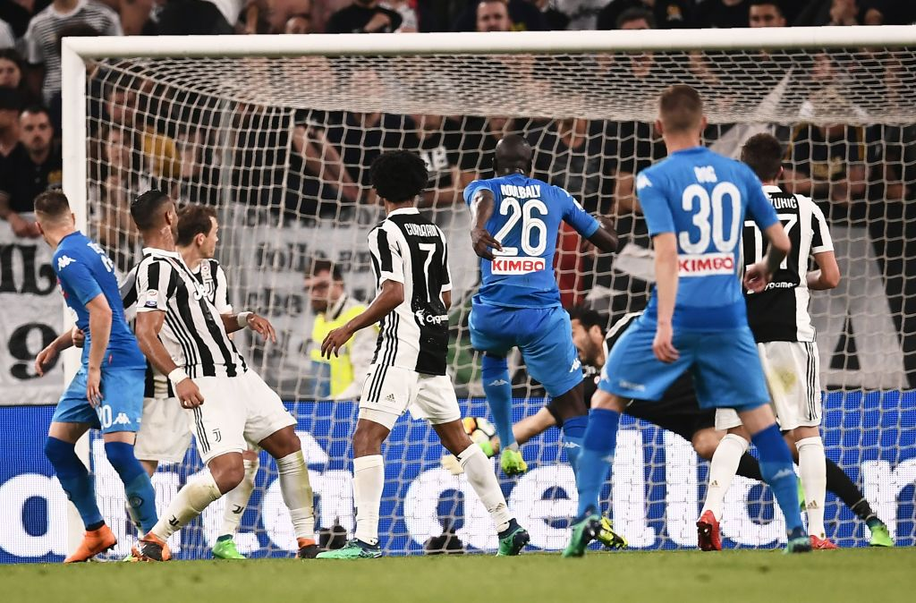 Juventus Napoli 0-1: gli azzurri espugnano l'Allianz Stadium