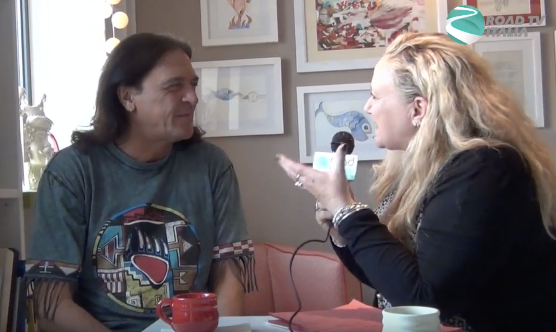 D'Amore e D'Arte – Video-intervista al compositore e chitarrista italiano Antonio Onorato