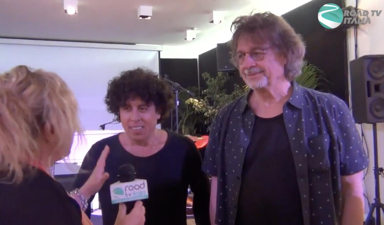 Dirk Hamilton e Lino Blandizzi