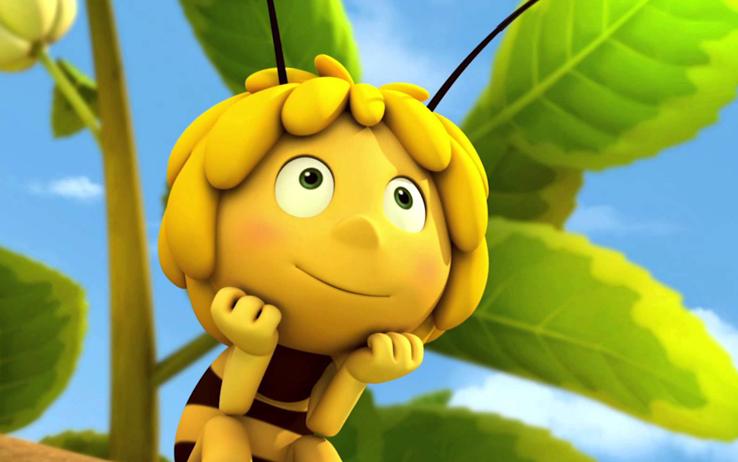"""Giffoni Film Festival: proiettato in anteprima """"L'Ape Maia - Le olimpiadi di miele"""""""