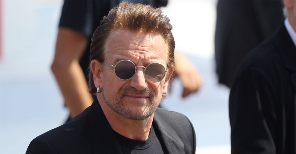 Bono U2 incontri