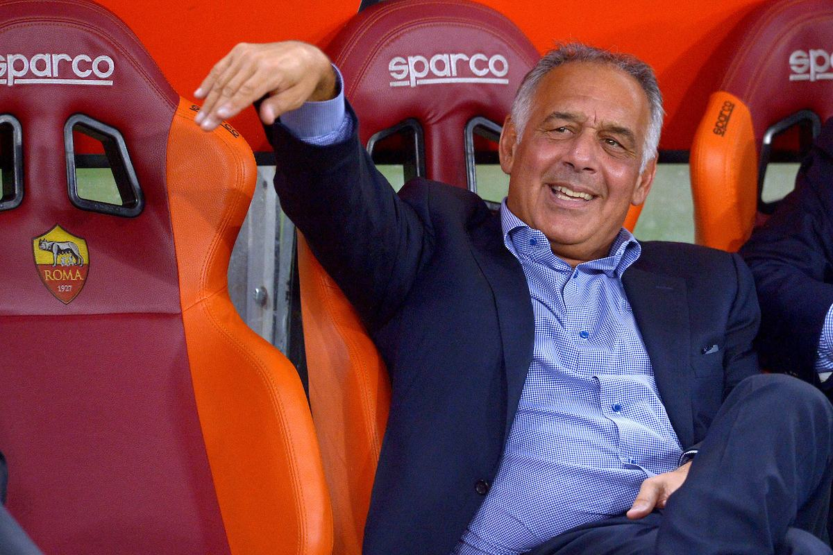 "Roma, Pallotta risponde a De Laurentiis: ""Ma cosa fumano a Napoli?"""