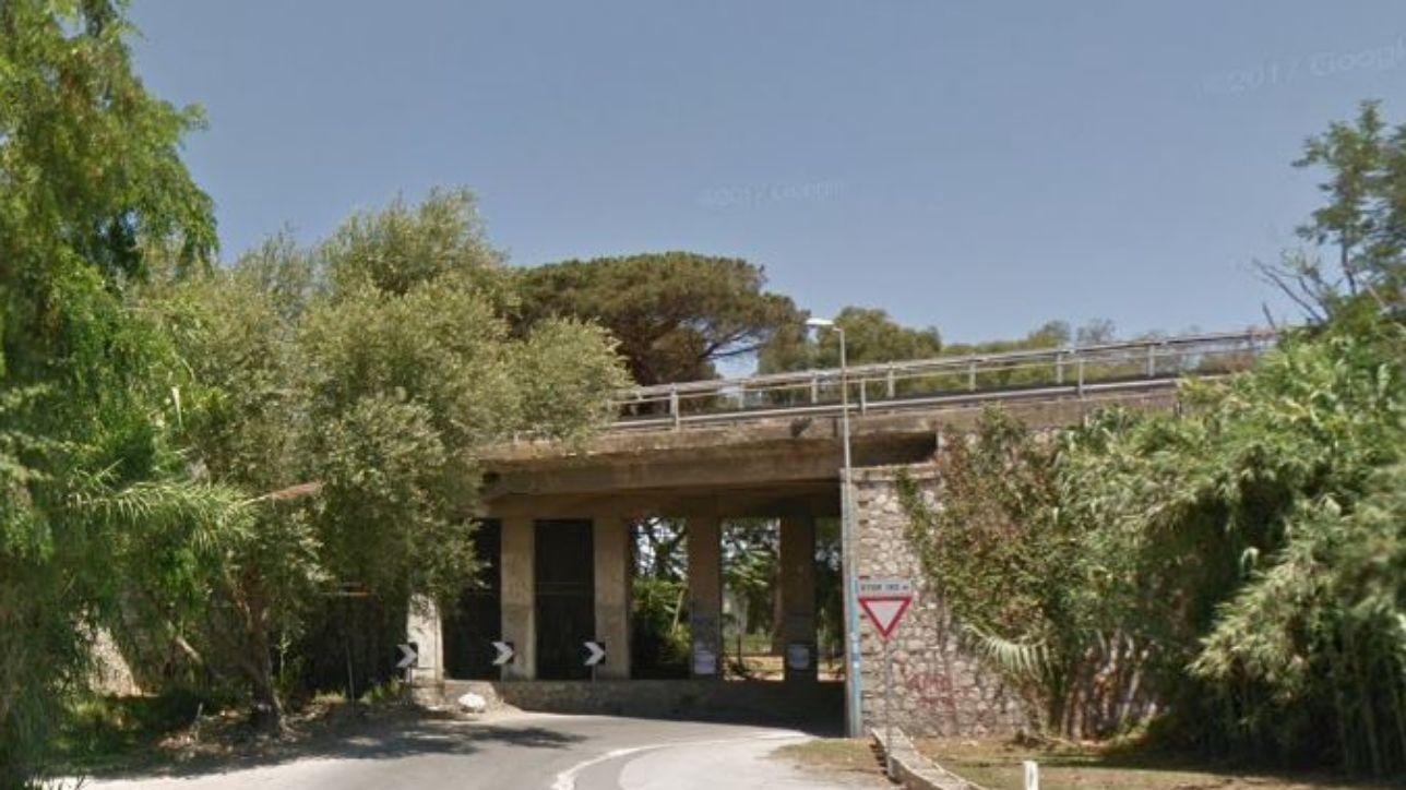 Riapre al traffico il viadotto sulla strada Domitiana chiuso questa mattina