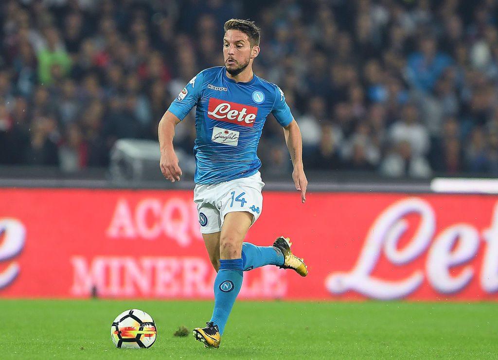 """Mertens: """"Napoli è casa mia, puntiamo all'Europa League. E sullo scudetto..."""""""