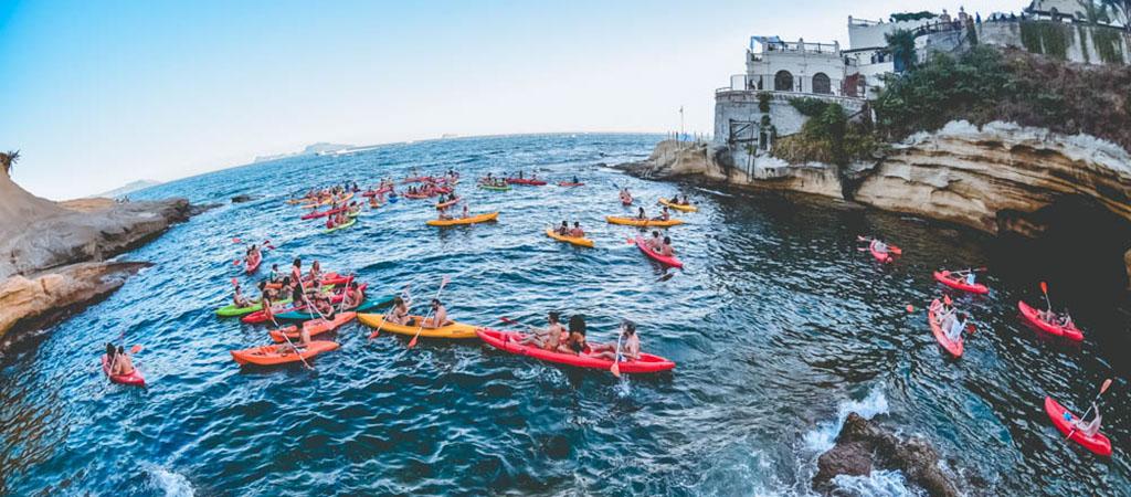 Tour in Kayak per salutare l'estate