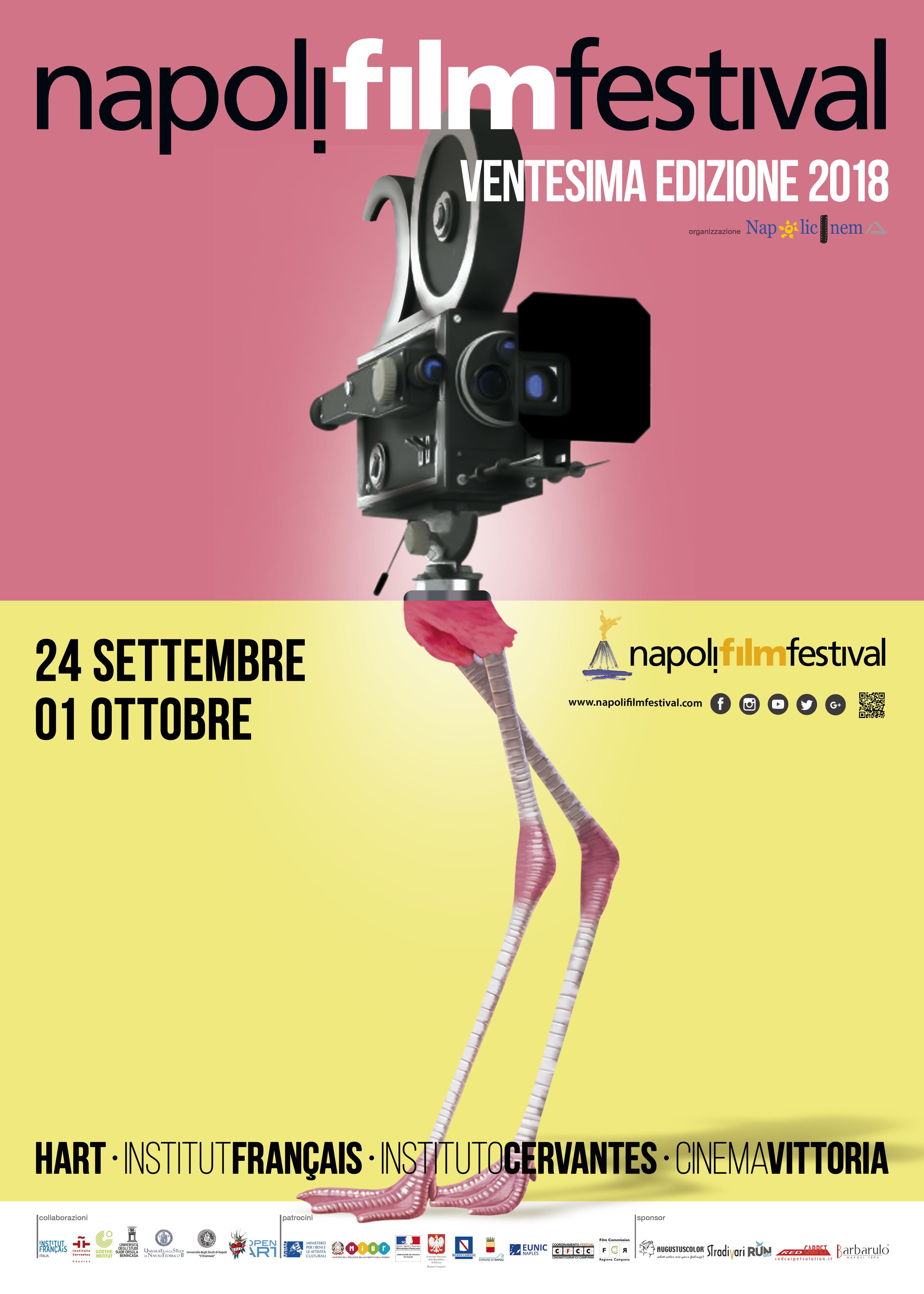 Paolo Genovese al Napoli Film Festival: il cinema dal mondo