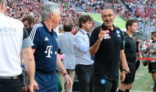 Ancelotti ha vinto tre Champions, ma Sarri ha cambiato il calcio italiano