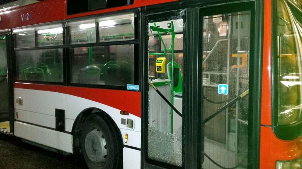 Bus Anm colpo di pistola