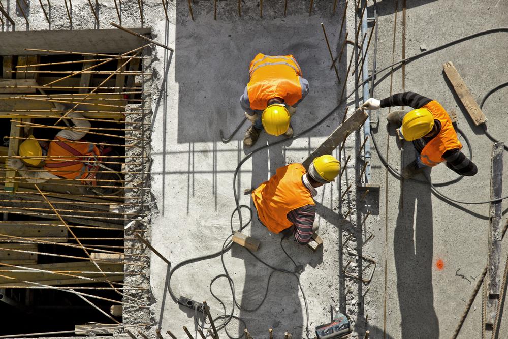 Edilizia: perso circa 5000 posti di lavoro nel Casertano