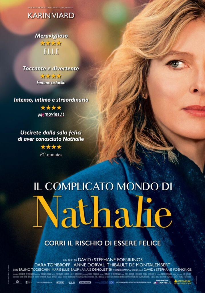 Il complicato mondo di Nathalie: al Cinema Teatro Delle Palme dall'11 ottobre