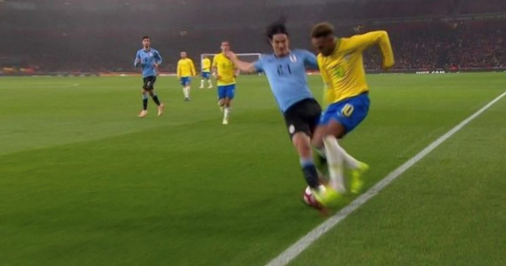 Calciomercato Napoli Cavani Neymar