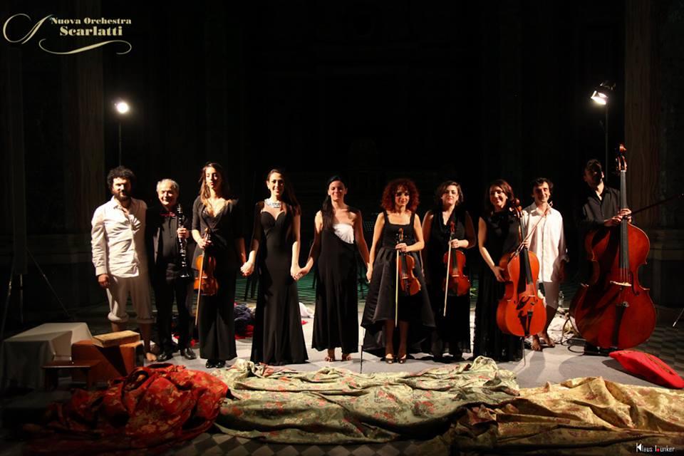 Trasferta romana per la Nuova Scarlatti: nella Chiesa degli Artisti di Piazza del Popolo con Teatri 35 i tableaux vivants caravaggeschi