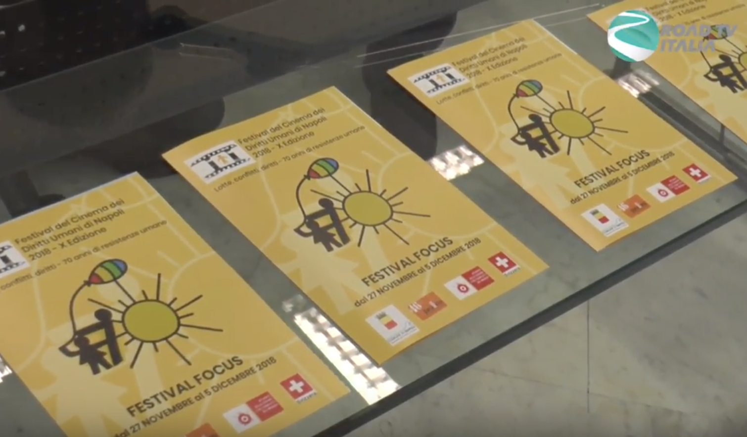Festival del Cinema dei Diritti Umani di Napoli
