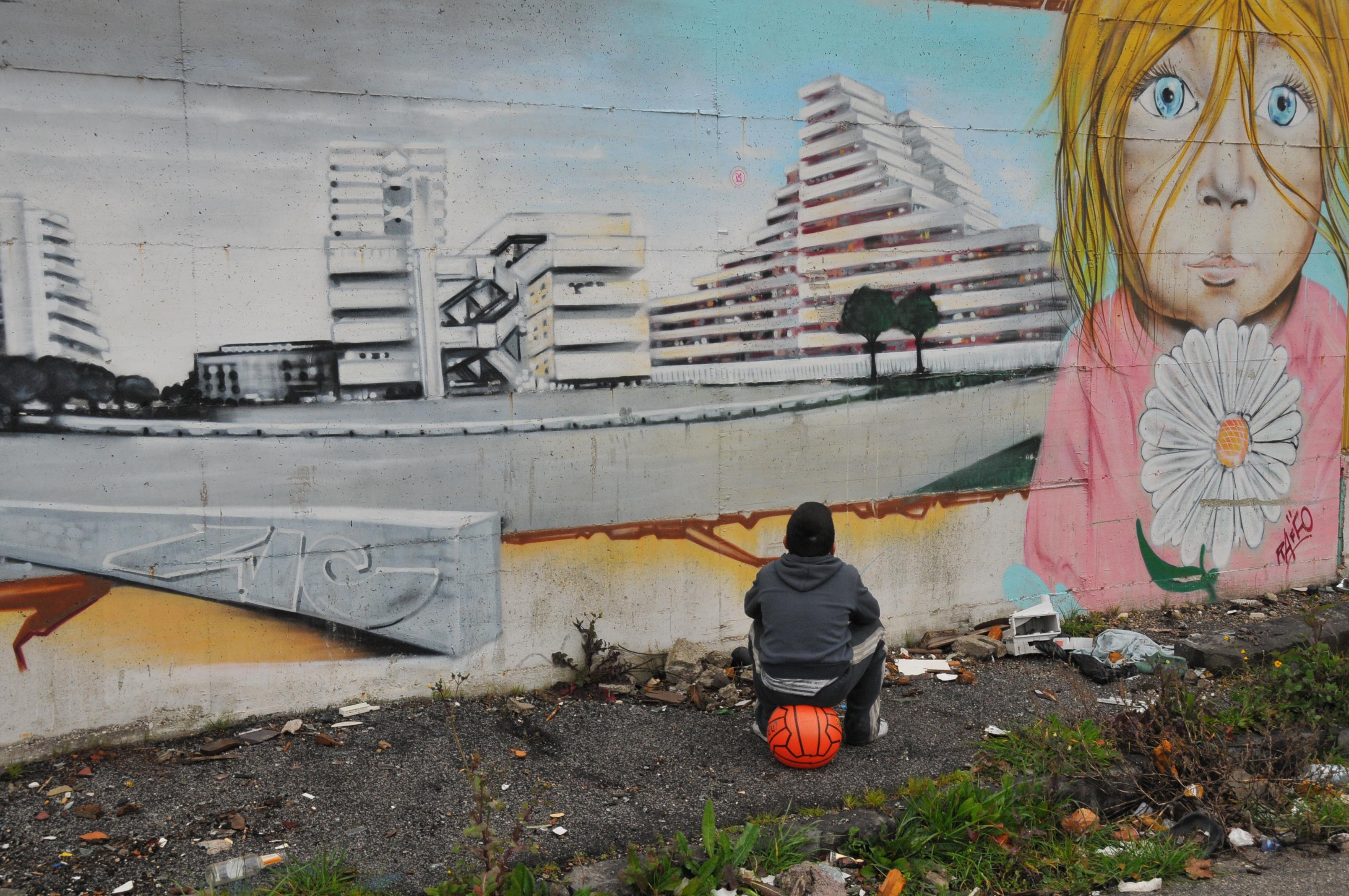 Povertà in Campania minori