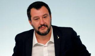"""Salvini: """"De Magistris e i sindaci disobbedienti risponderanno penalmente"""""""