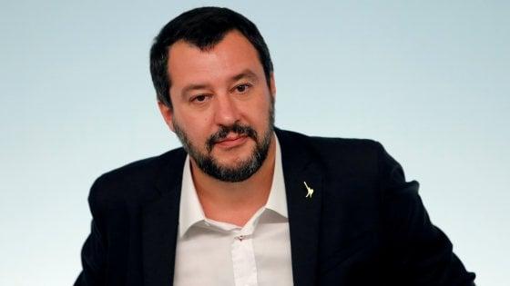 Matteo Salvini al primo posto nella classifica di POLITICO Europe