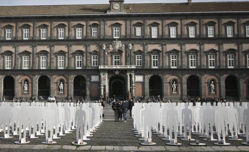 Il tour dell'UGL arriva a Napoli per ricordare le vittime sul lavoro
