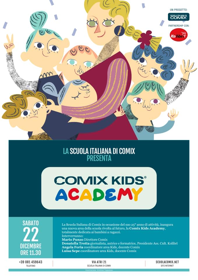 Comix Kids Academy