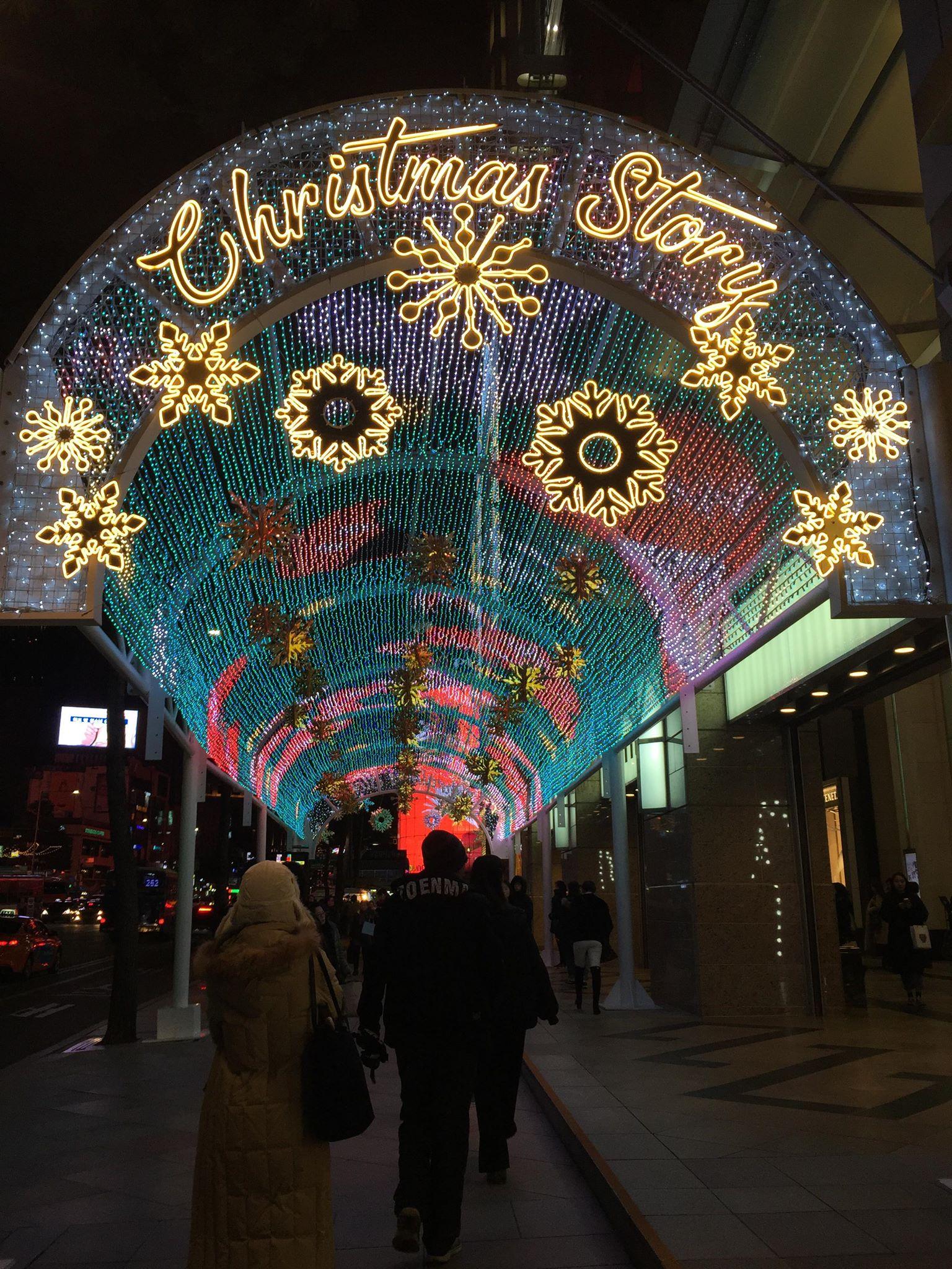Rubrica RometoSeoul di Adele De Cicco - Natale a Seul: la festa degli innamorati