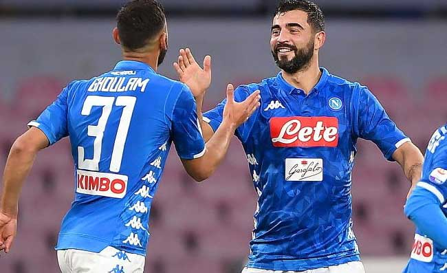 Napoli-Spal 1-0, Albiol e Meret fanno sorridere Ancelotti