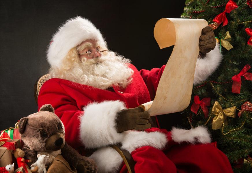 """All'Edenlandia con Babbo Natale per festeggiare il """"Magic Christmas"""""""