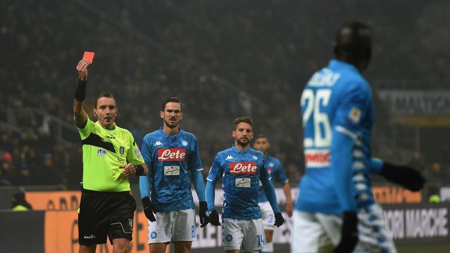 Inter-Napoli Koulibaly