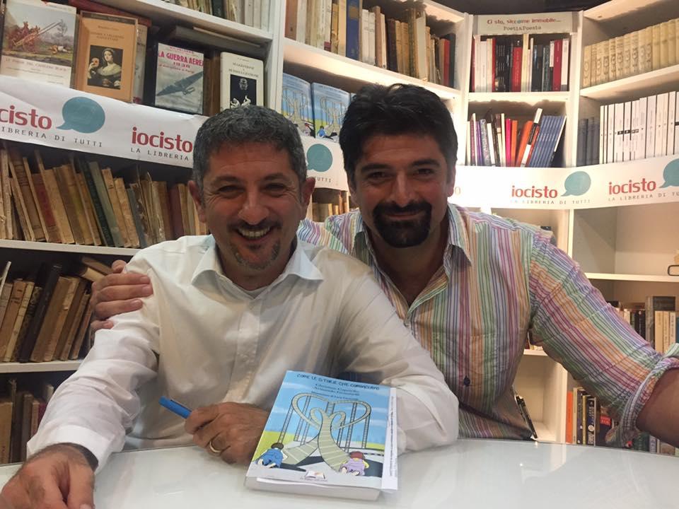 Christian Capriello e Armando Grassitelli