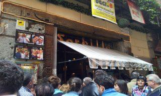 Un nuovo video mostra l'attentato alla pizzeria Sorbillo | VIDEO