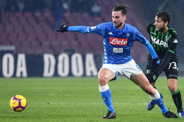 """Fabian Ruiz: """"I nove punti dalla Juve sono tanti, ma nel calcio può succedere di tutto"""""""
