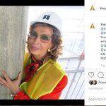 Sophia Loren: l'Academy le dedica un pilastro (FOTO)