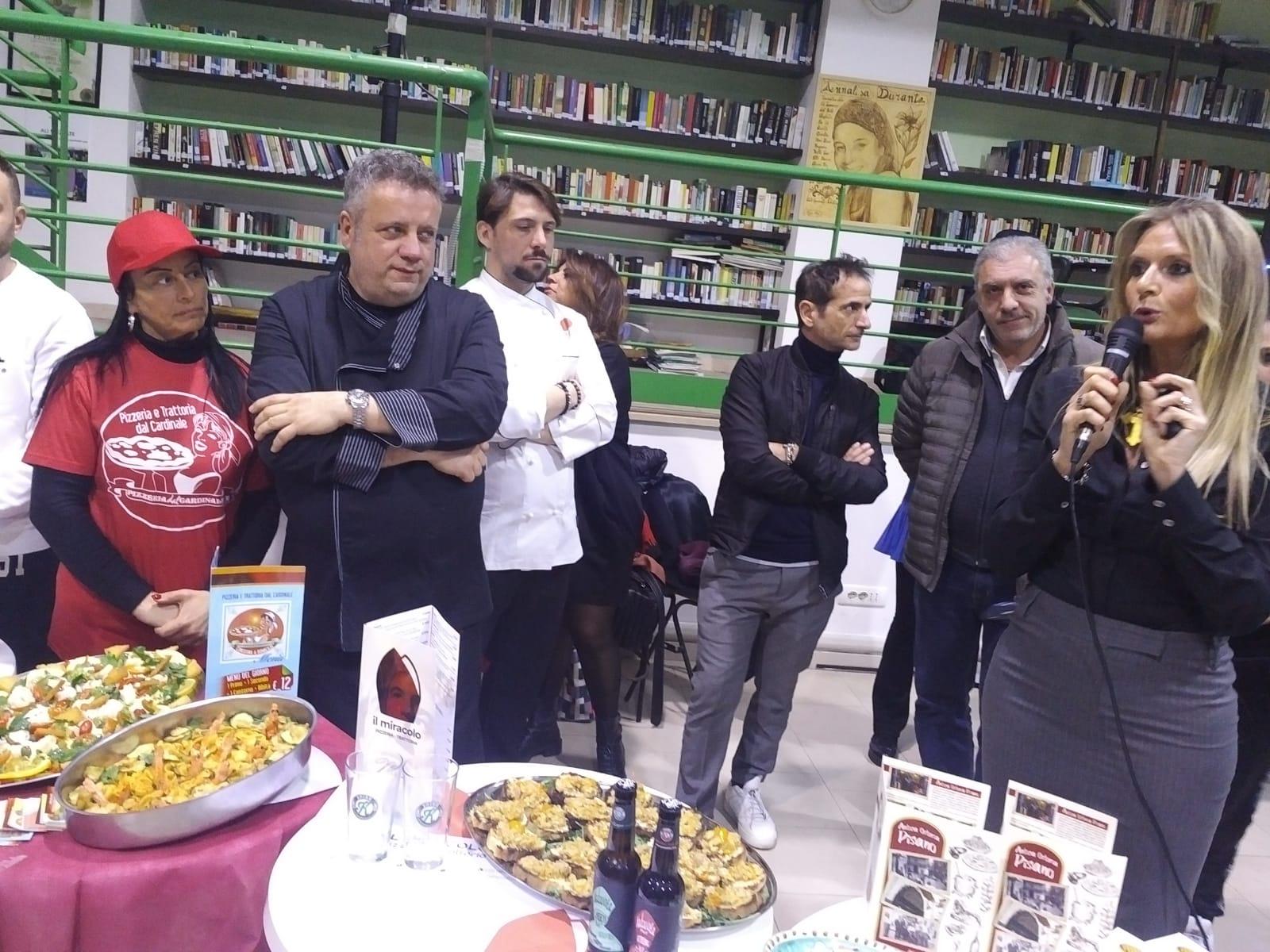 Associazione Annalisa Durante - A Forcella, ristoratori e associazioni uniti per lo sviluppo e la legalità