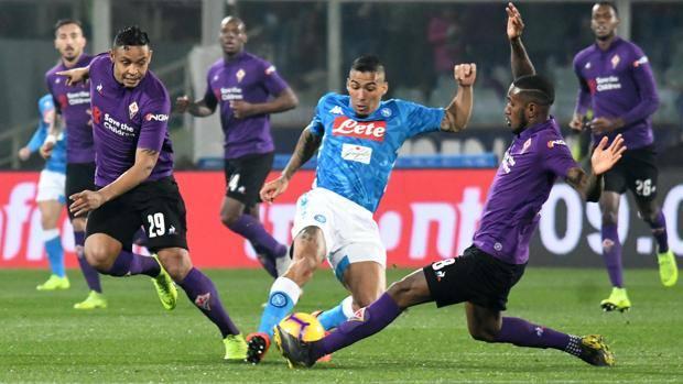 """Napoli, Allan: """"Siamo pronti, a Firenze vogliamo vincere"""""""