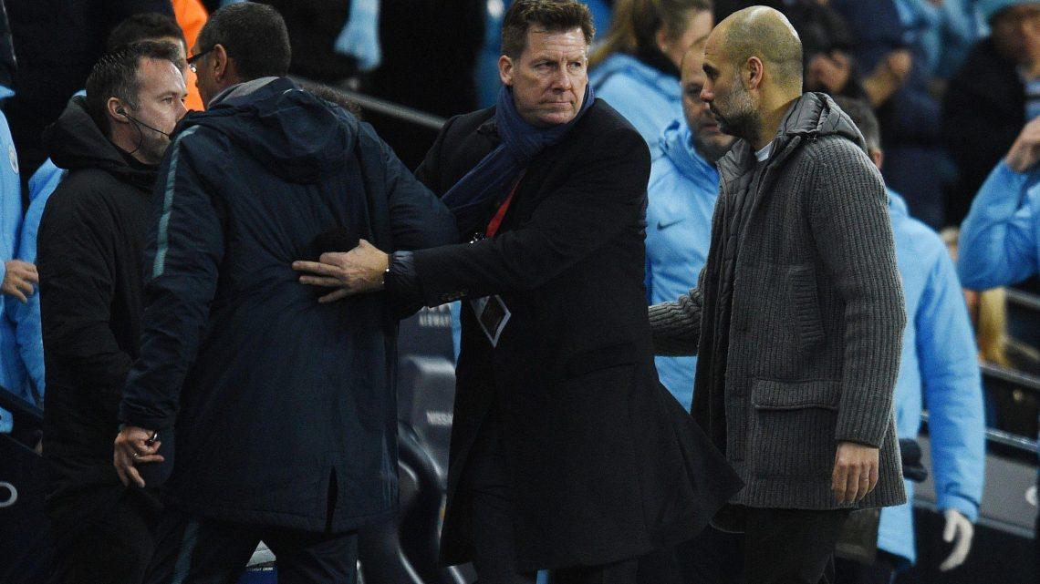 Sarri nella bufera, perde 6-0 con il City e va via senza dare la mano a Guardiola