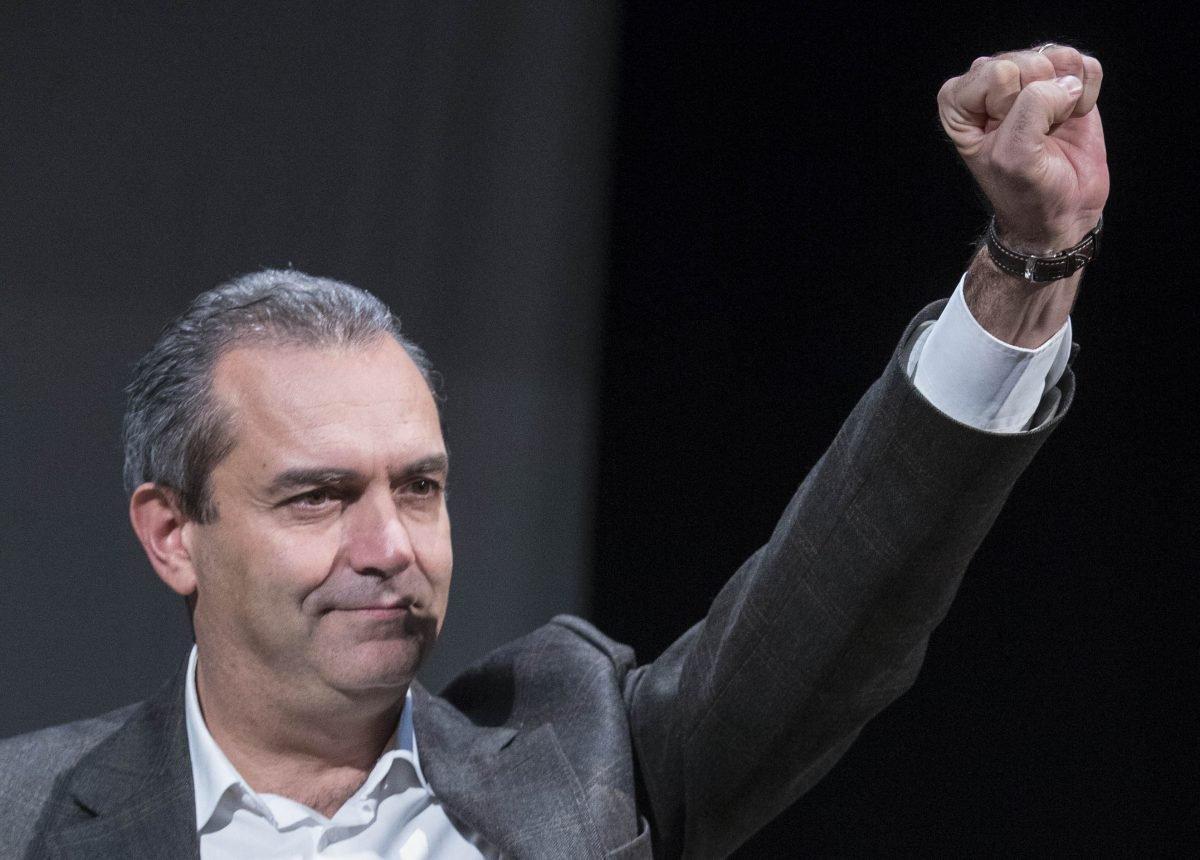 """De Magistris: """"Entro quest'anno referendum per la totale autonomia di Napoli"""""""
