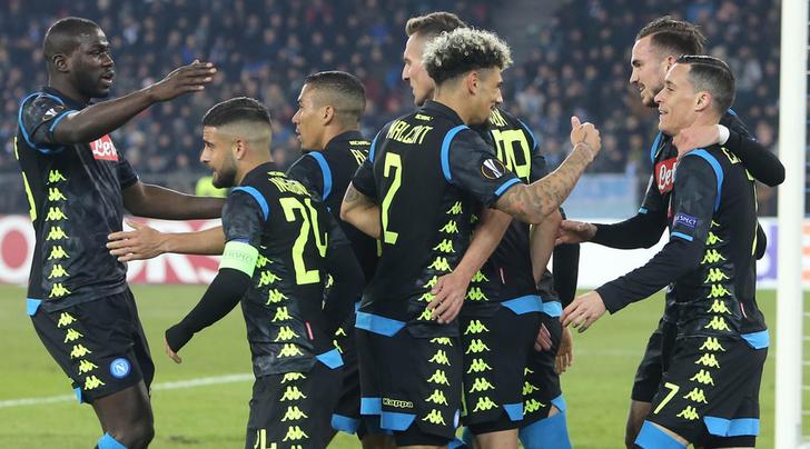 Europa League, Zurigo-Napoli 1-3: Insigne, Callejon e Zielinski ipotecano gli ottavi