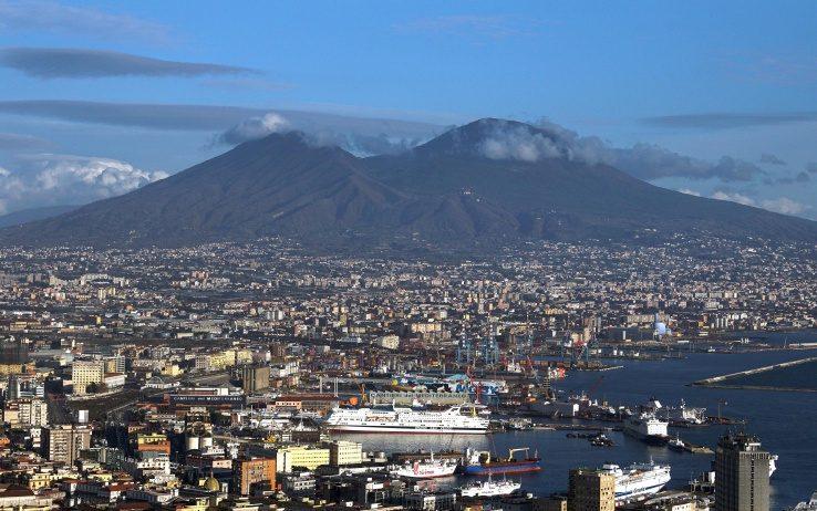 Meteo Campania: piogge deboli in arrivo al Sud