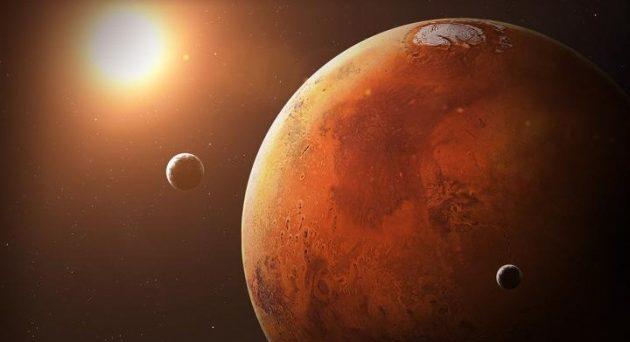 L'Italia conferma vita su Marte con la presenza di metano sul Pianeta Rosso