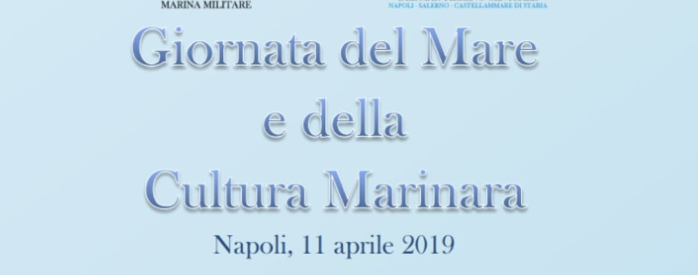 giornata del mare e della cultura marinara