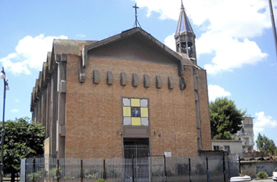 Chiesa San Giuseppe e Madonna di Lourdes alRione Villa